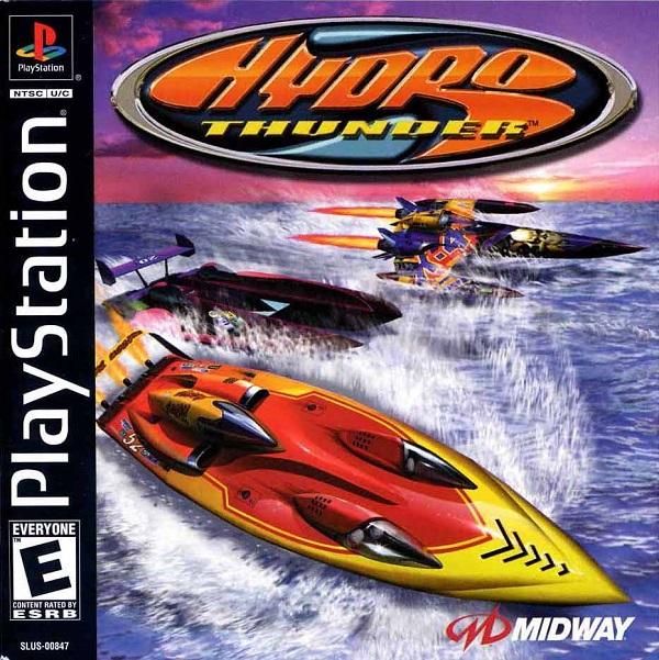 hydro-thunder