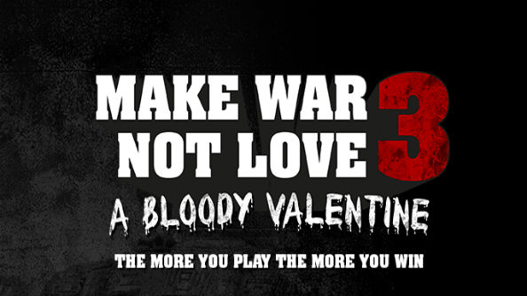 Make war not love