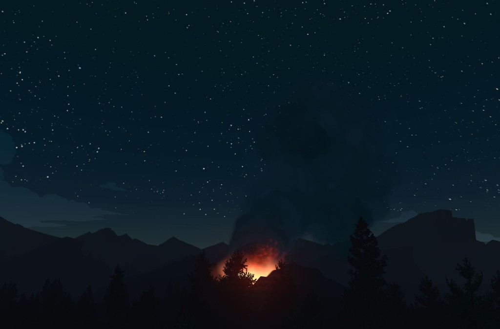 firewatch-nightsky